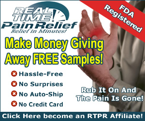 Signup for the RTPR Affiliate Program