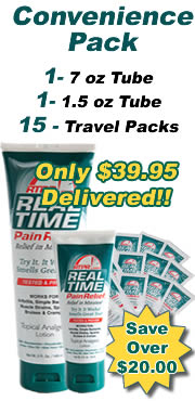 RTPR Top Seller - Convenience Pack