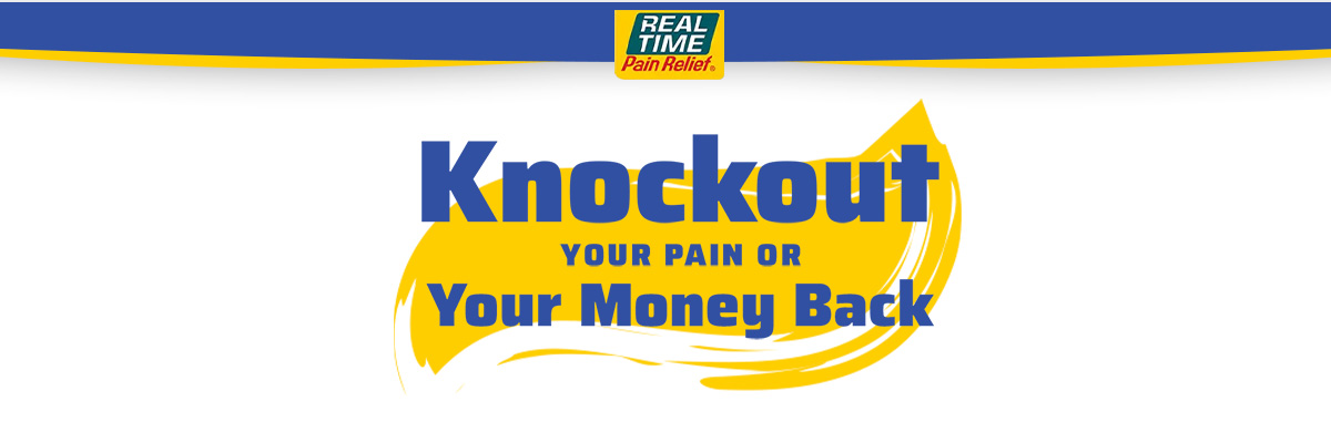 George Foreman's Knockout Your Pain or Your Money Back