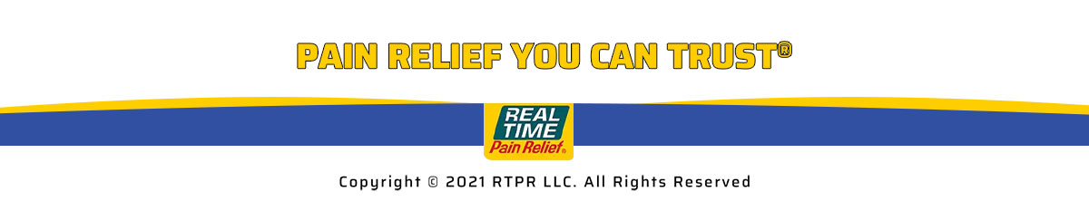 Pain Relief you can Trust...Since 1998