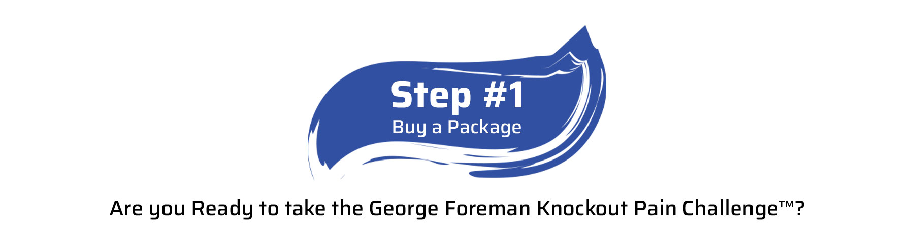 Step 1 - Buy a Package