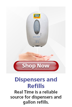 Shop Dispensers and Refills Now - Click Here