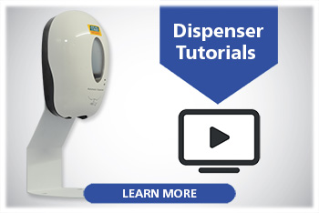 Video Tutorials on the assembly and configurations of Real Time Hand Sanitizer Dispensers...Click to Learn More