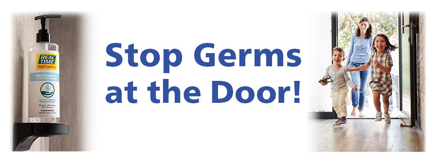 Stop Germs at the Door!