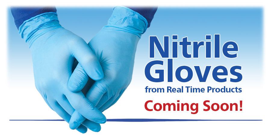 Nitrile Gloves...Available for Pre-Order!