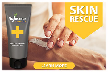 Skin shelters and protects your body, but it often takes a beating. For those moments when your skin doesn't feel 100%, keep the soothing formula of Nujuvena SKIN Rescue on hand.