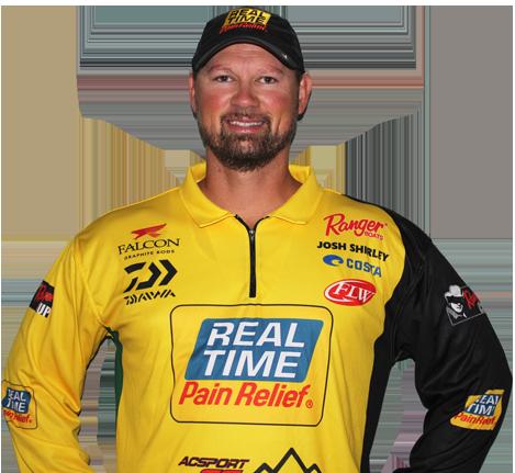 Professional Bass Fisherman Josh Shirley