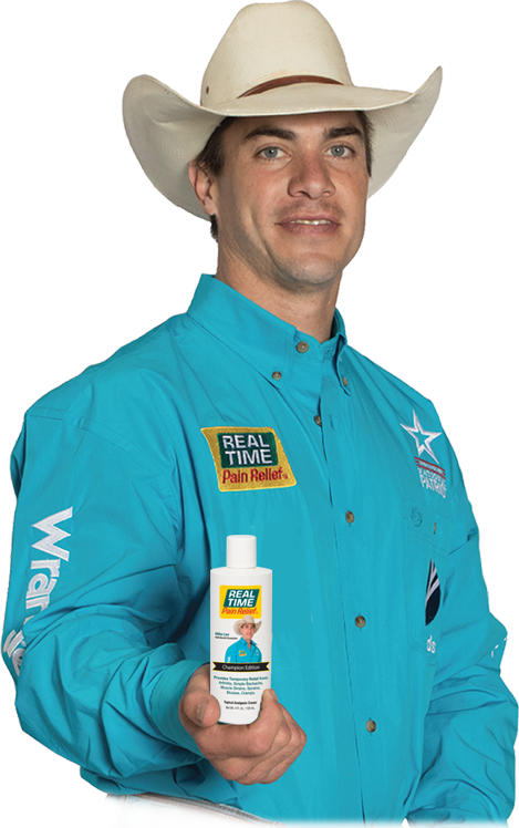 World Champion Professional Bull Rider, Mike Lee