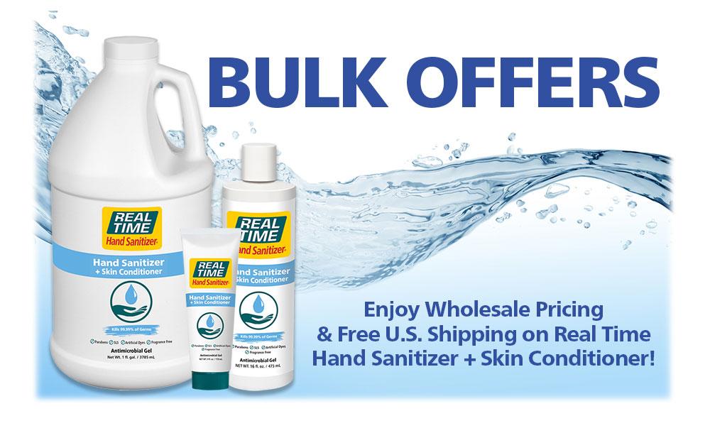 Business Hand Sanitizer Bulk Offers