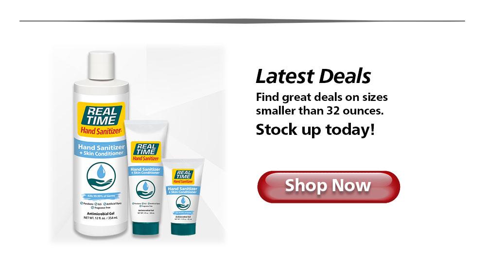 Latest Deals...Shop Now