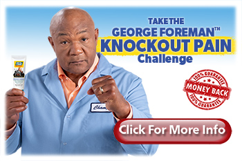 Take the George Foreman Knockout Pain Challenge