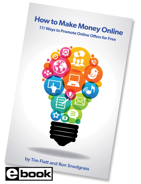 How to Make Money Online - 111 Ways to Promote Online Offers for Free eBook