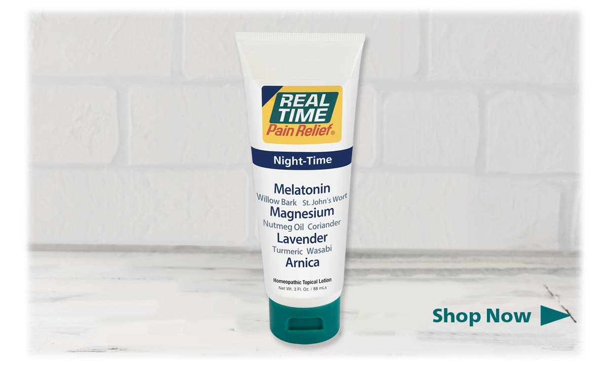 Shop Night-Time Pain Relief Cream