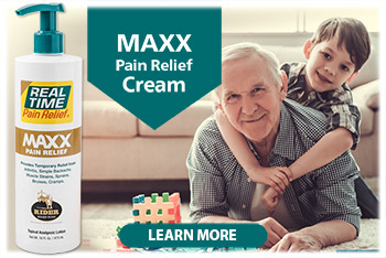 When pain hits hard, fight back with MAXX Relief