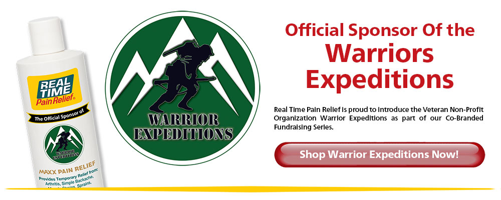 Official Sponsor Of the Warriors Expeditions