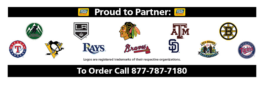 Proud to Partner with many fine organizations...To Order Call 877-787-7180
