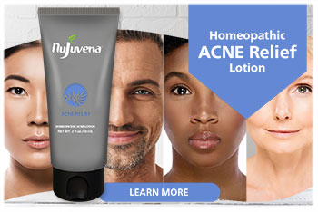 ACNE Relief Lotion is a light, nourishing, quick-absorbing formula designed to treat acute acne without stripping the skin of its natural moisture.
