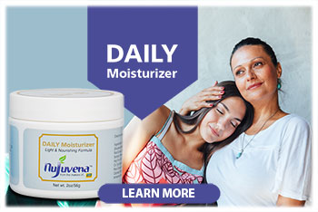 DAILY Moisturizer Face Cream...Filled with 22 of Nature's Ingredients that nurture, balance, and restore