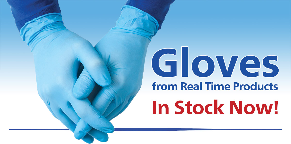 Factory Direct Savings...Real Time is partnering with a conglomerate of Rebuild America Critical Medical Support Supplies Manufacturing. Real Time Nitrile Examination Gloves are manufatured in the hearland of the USA.
