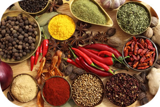 herbs and spices can relieve arthritis pain