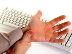 Ergonomic Devices can minimize carpal tunnel pain