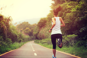 Is Your Posture Causing Runner's Knee?