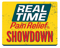 <span class='notranslate'>Real Time Pain Relief</span> Showdown  Allentown PA. September 16th and 17th 2016