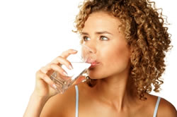 Staying hydrated can relieve arthritis pain