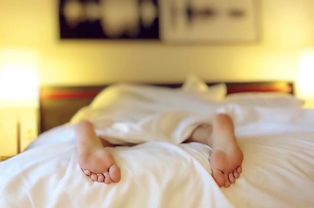 Exercise promotes more restful sleep and helps with insomnia