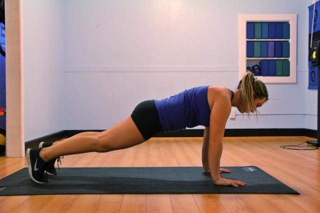 Health Benefits of the Plank Pose