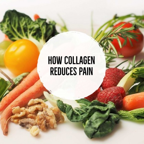 How Collagen Reduces Pain