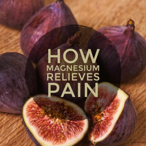 How Magnesium Helps Relieve Pain