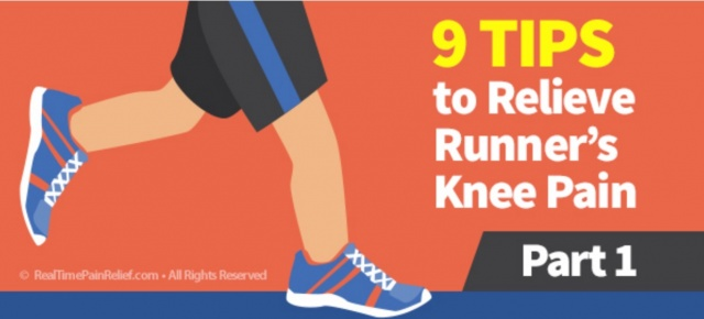 9 Tips to Relieve Runner's Knee Pain