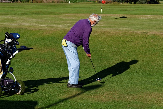 Golf Is a Safe Low-Impact Type of Exercise
