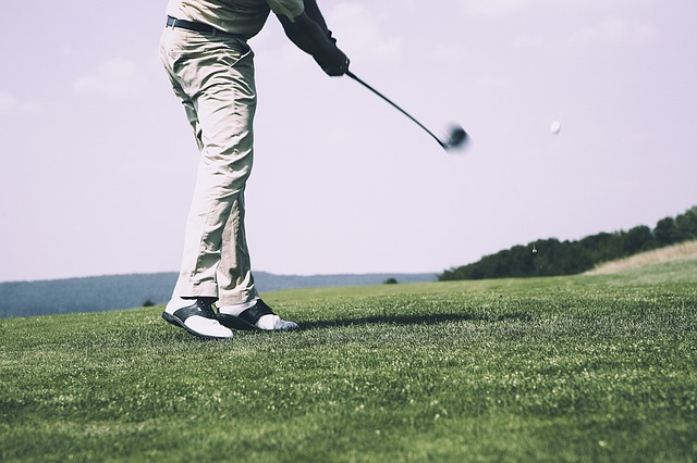 Golf Reduces Stress