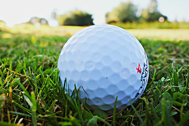 Golf Improves Vision and Hand-Eye Coordination