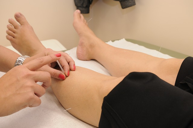 Acupuncture Relieves Muscle Tension