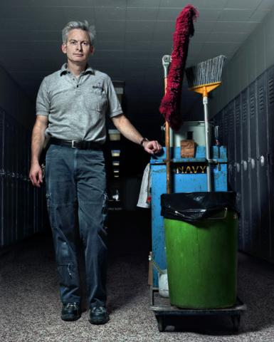 Custodial Work/Cleaning | Real Time Pain Relief