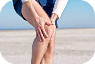 Joint injury can lead to osteoarthritis