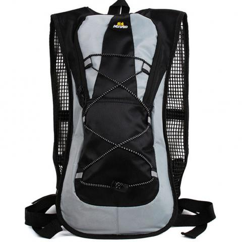 backpack carrier is a hands-free way to carry water on your run