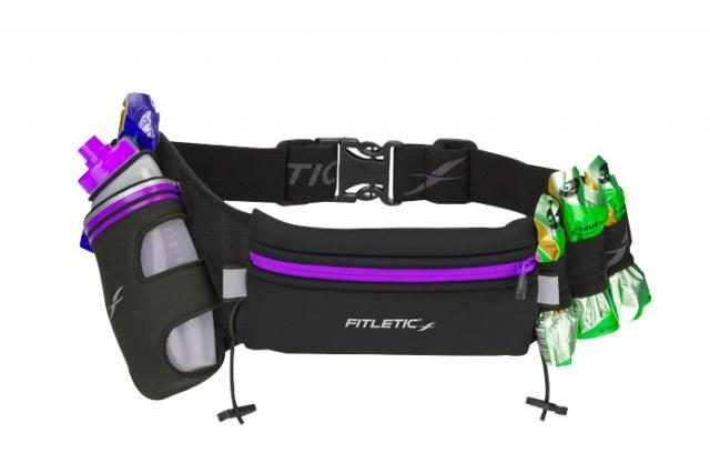 hydration belt is a hands-free way to carry water on your run
