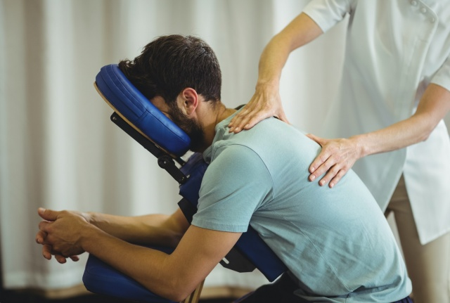 Massage Can Relieve Muscle Tension
