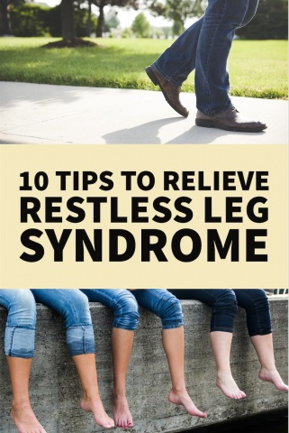 Tips to Relieve Restless Leg Syndrome