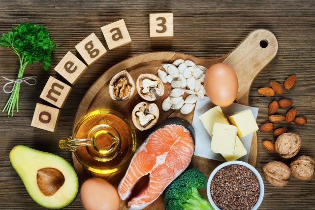 Omega 3's Can Relieve Arthritis Symptoms