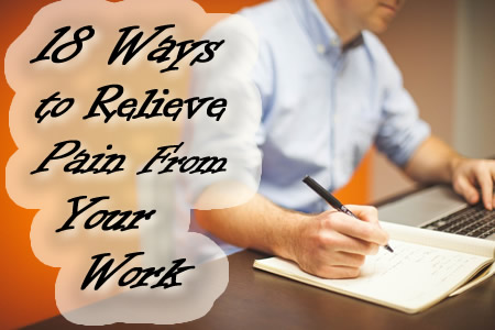 ways-to-relieve-pain-from-work