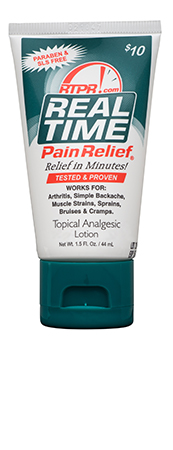 Real Time Pain Relief Free Tube Offer