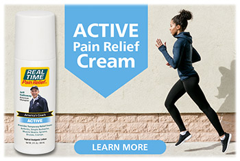 Specific to the needs of an active body, delivering fast, sweat resistant pain relief during workout routines and throughout the duration of recovery time