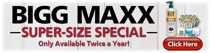 BIGG MAXX Super Size Special Offer - Click Here