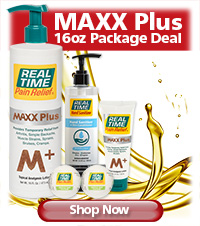 MAXX Plus Pain Relief Cream is the first of its kind...Click Here