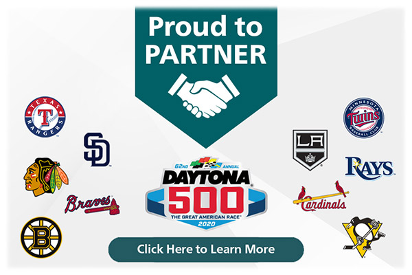 Proud Partner of many fine organizations...Click Here